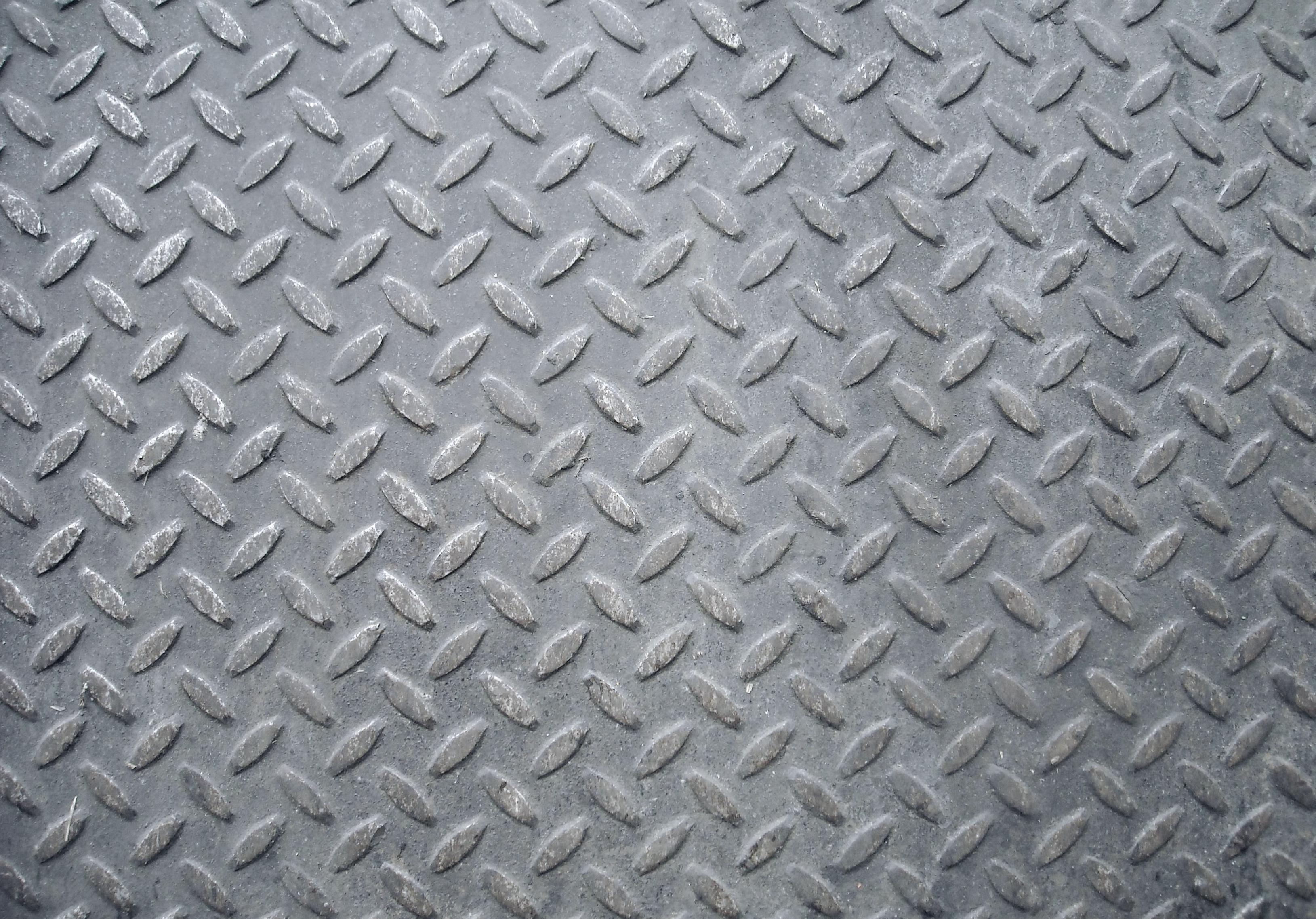 Tread Chrome Metal Texture