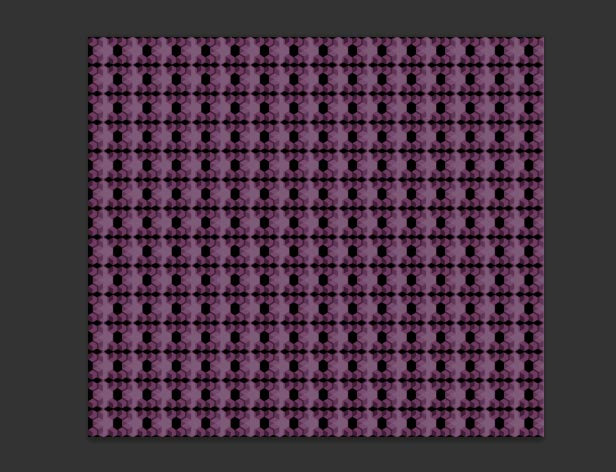 how to use custom patterns in photoshop