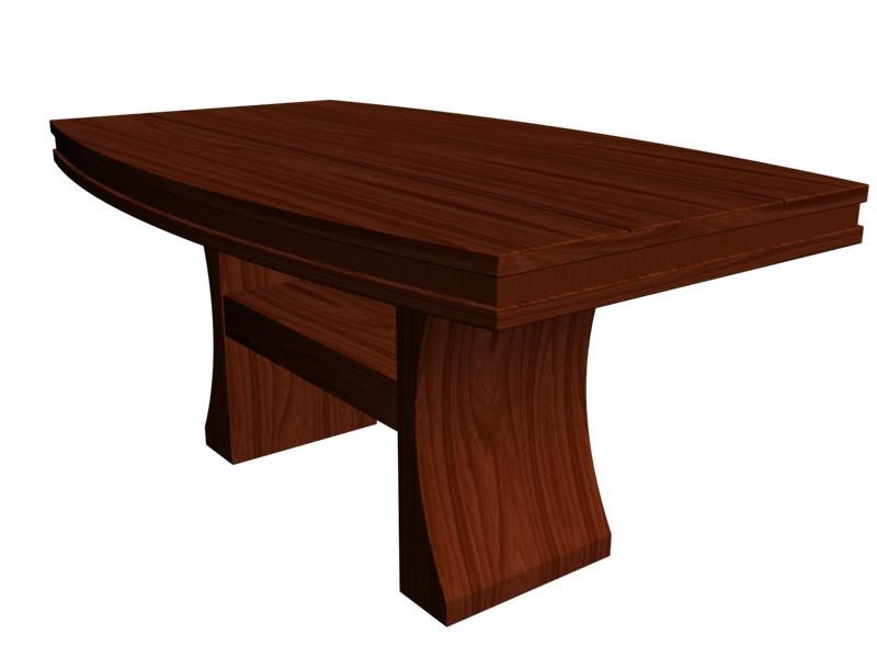 3d table model all design creative for Table design 3d