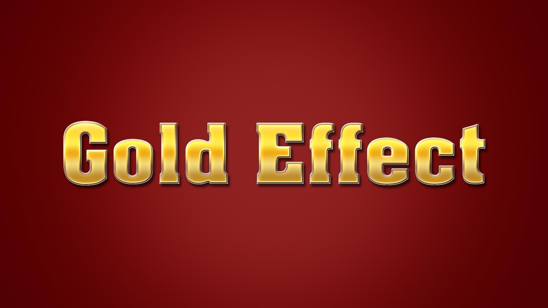 Psd Sun Effect Gold Effectr Psd File