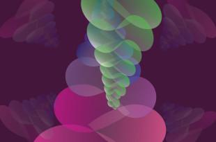 abstract circle vector free download ai file