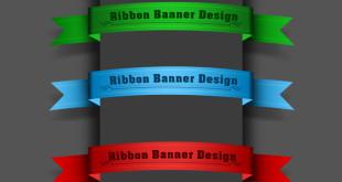 Ribbon Banner Designs