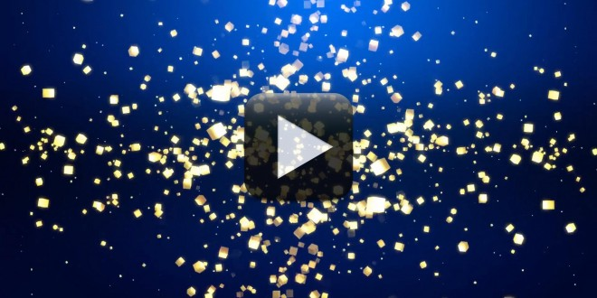 Blue Motion Video-Animated Background | All Design Creative