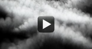 Animated Clouds Background-Black Screen Effects