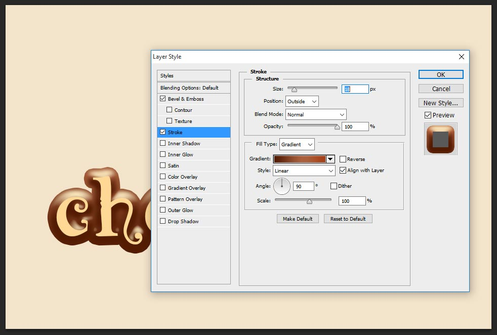 3-how-to-create-a-chocolate-text-effect-in-photoshop