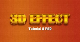 How to Make Realistic Gold Effect in Photoshop
