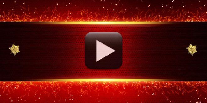 Wishing Title Motion Background Free Download   All Design Creative