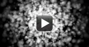 Blur Animated Black Background