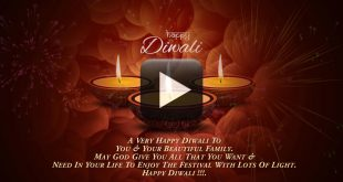 Happy Diwali Animated Wishes Video, Greetings, Quotes, Whatsapp Video