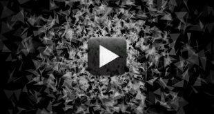 White Particles Free HD Motion Background