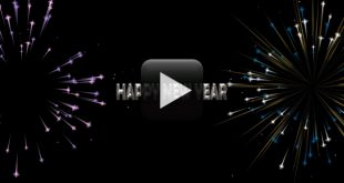 Happy New Year 2017 Whatsapp Video Download-Fire Motion Effect