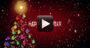 Happy New Year 2017 Wishes Greetings, Whatsapp, Facebook & SMS Video