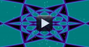 The Splendor of Different Colors Kaleidoscope Video 1080p
