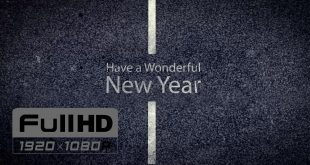 Happy New Year Wishes 2017-New Year Greetings Moving Background Video