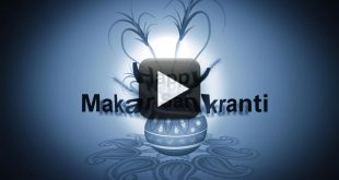 Happy Makar Sankranti-Wishes, Whatsapp Video Download, Wave Effect