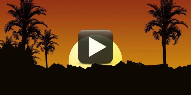 Sun Set HD Videos 1080p-Free Video Background