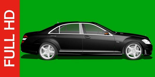 Green Screen Car Effects