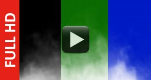 Smoke Black | Green | Blue Screen Effect HD Video Free Download