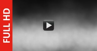 Fog Black Background-Free HD Video Footage