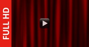 Free Curtain Intro Premium Background HD 1920x1080p
