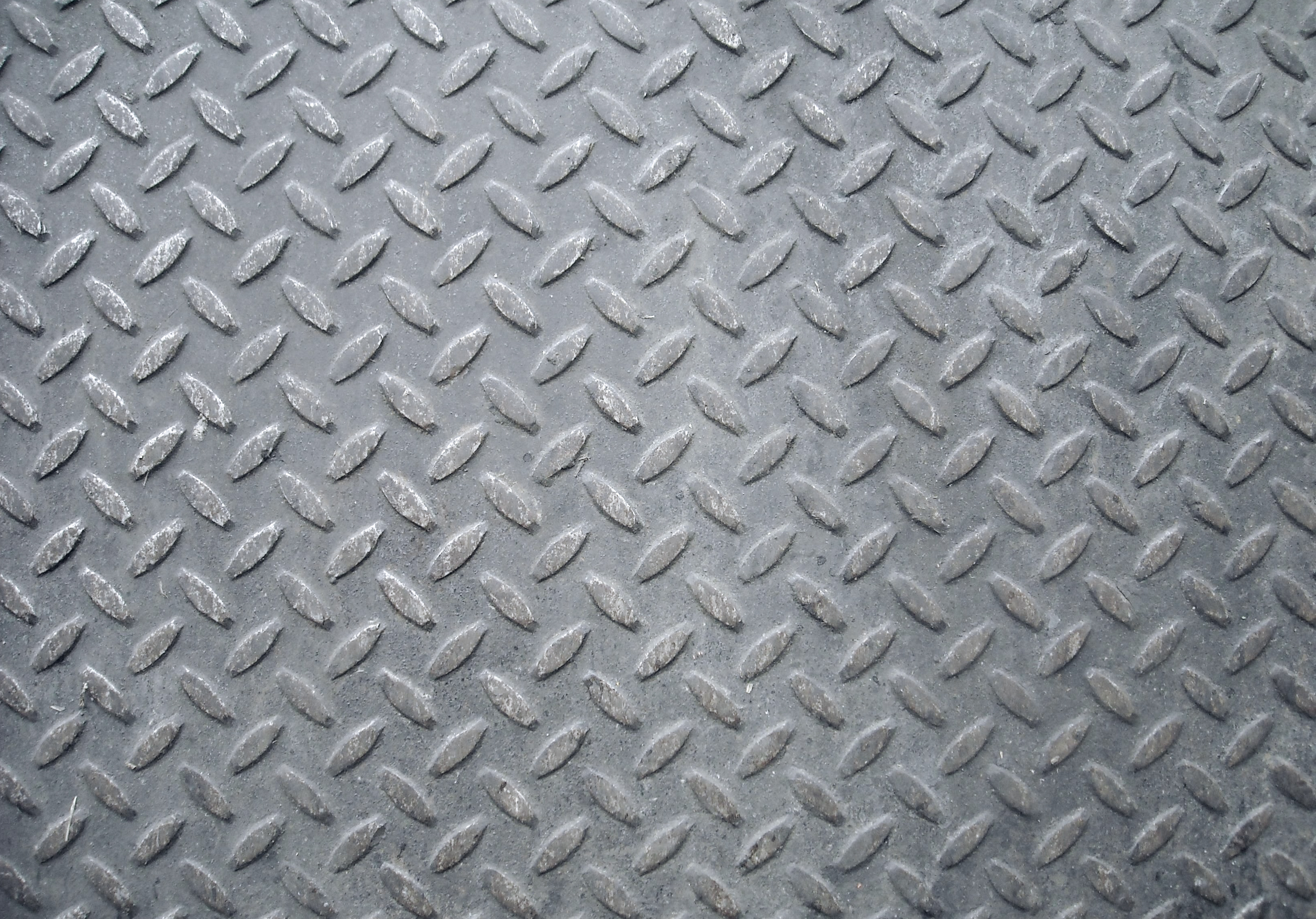 Tread Chrome Metal Texture