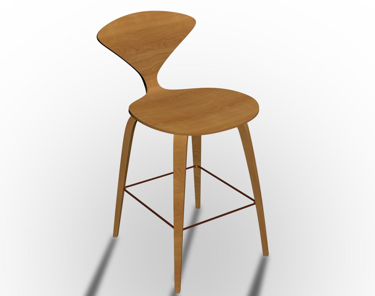 3ds max chair model free download