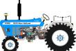 Best Free Tractor Vector