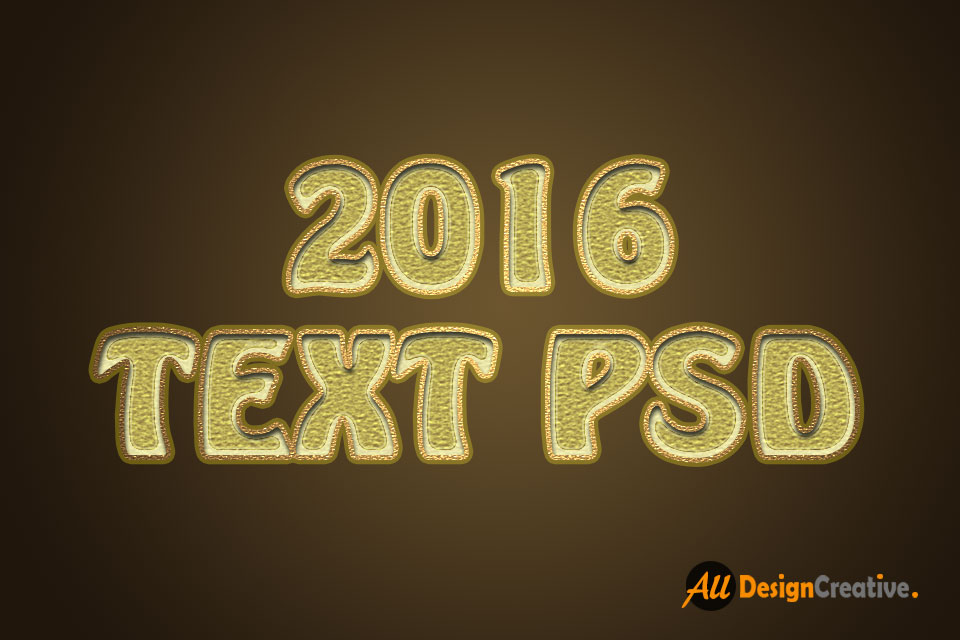 text-effect-psd