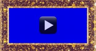 Best Stars Wedding Frame Background Video