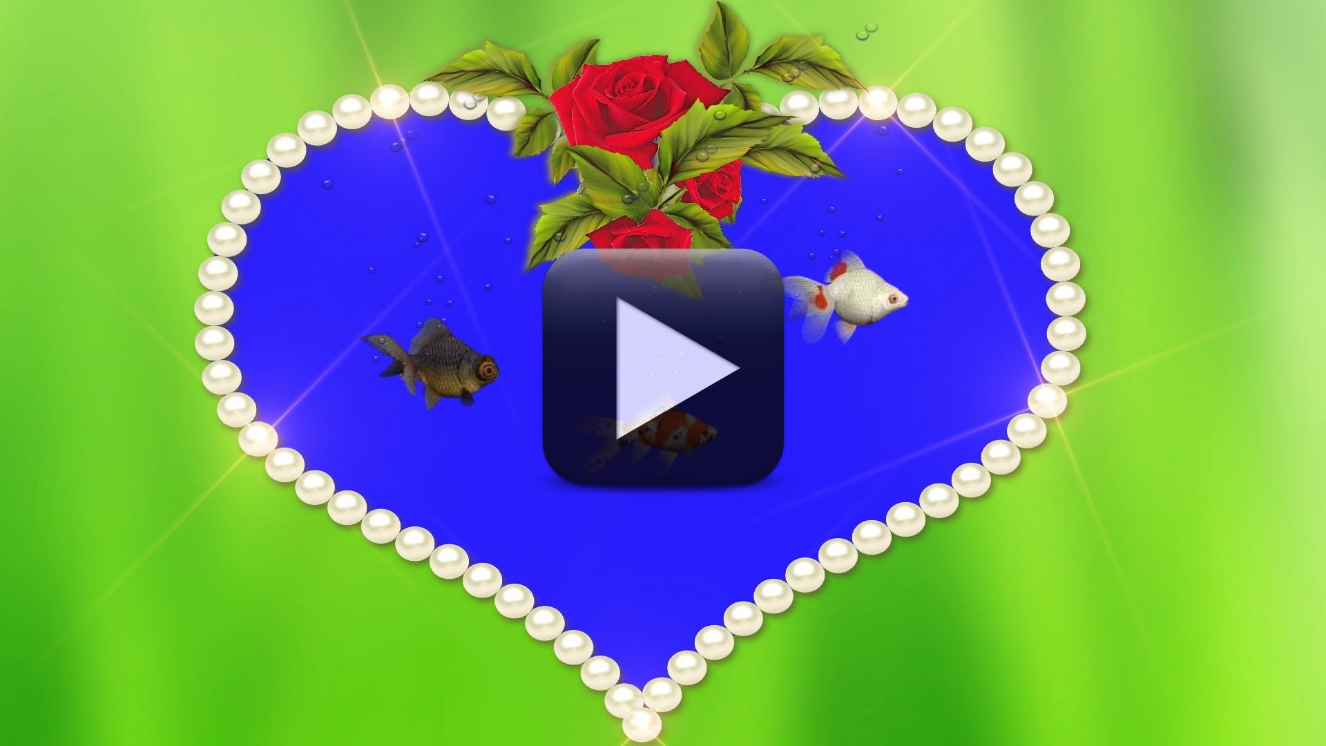 Free Wedding Motion Background