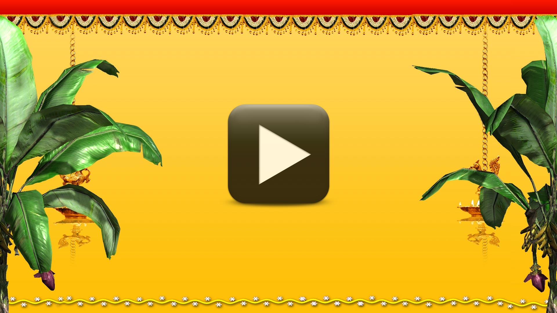 Indian Wedding Background Video-Cool Intro BG | All Design