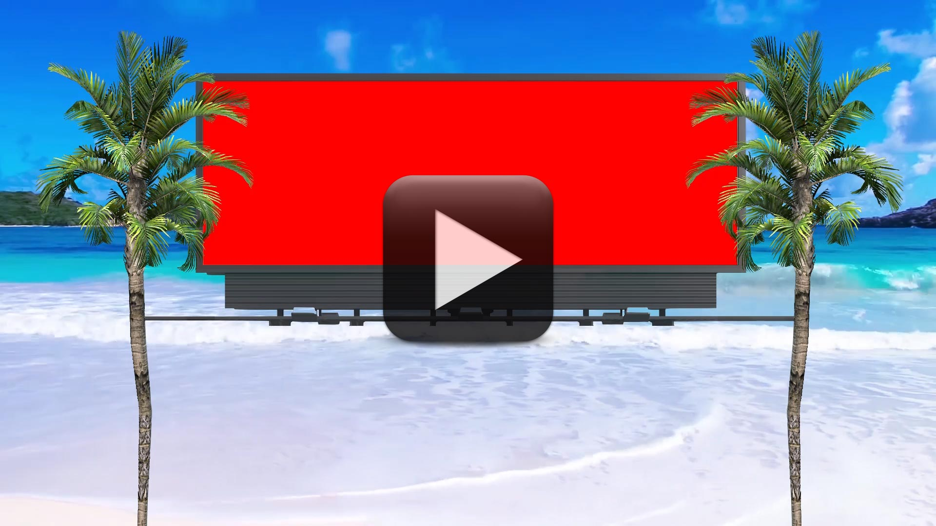 Premium HD Video Backgrounds - Wedding Frame