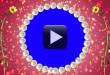 Round Pearls Animaion-Wedding Frame Video