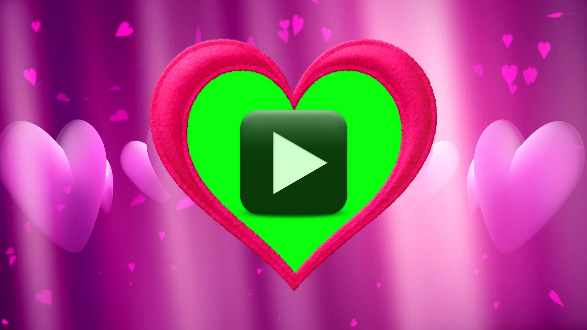 Valentines Day-Wedding Background Video Effects HD 1920x1080p