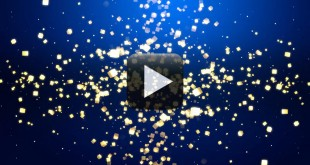 Blue Motion Video-Animated Background
