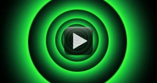 Cyclic Animated Background Video