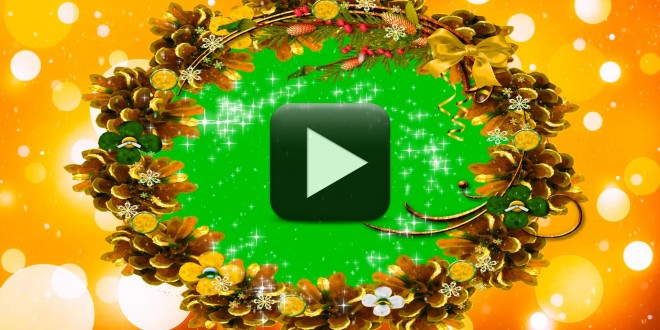 Wedding Background Video Free Green Screen Frame All
