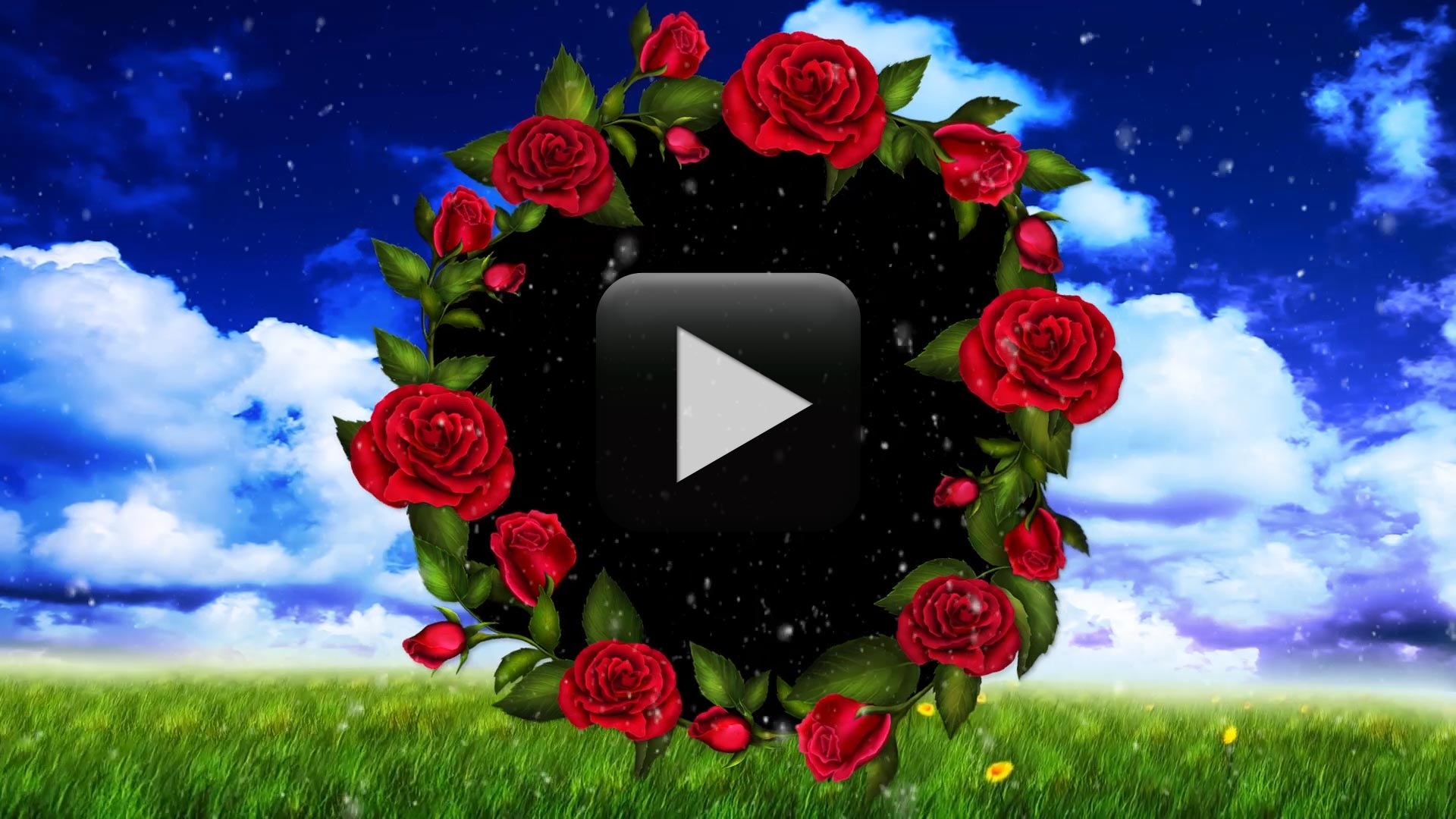 Wedding Motion Video Frame Effects HD