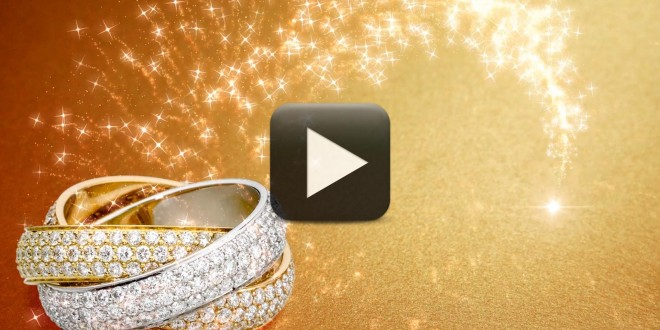 hd wedding animation background video effects