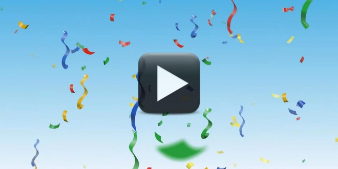 Confetti Video Background Full Hd Animated Celebration