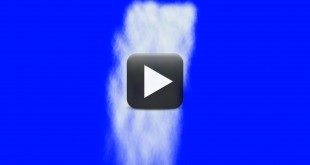 Waterfall Blue Screen Video-Free Download Full HD 1920x1080p