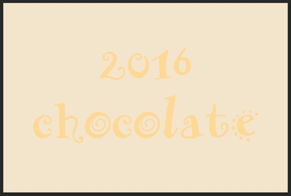 1-how-to-create-a-chocolate-text-effect-in-photoshop