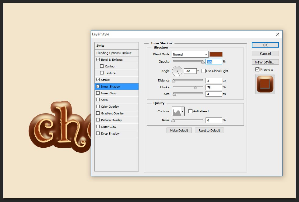 4-how-to-create-a-chocolate-text-effect-in-photoshop