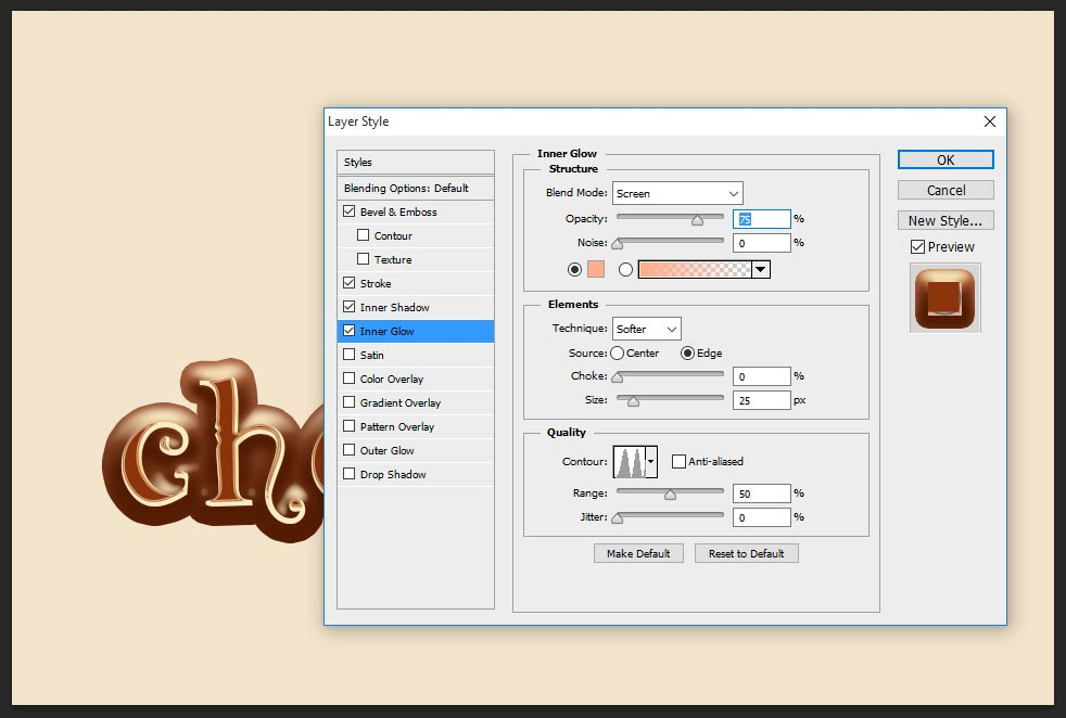 5-how-to-create-a-chocolate-text-effect-in-photoshop