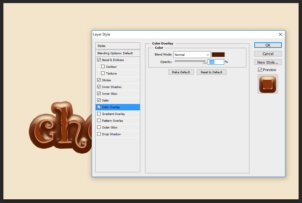7-how-to-create-a-chocolate-text-effect-in-photoshop