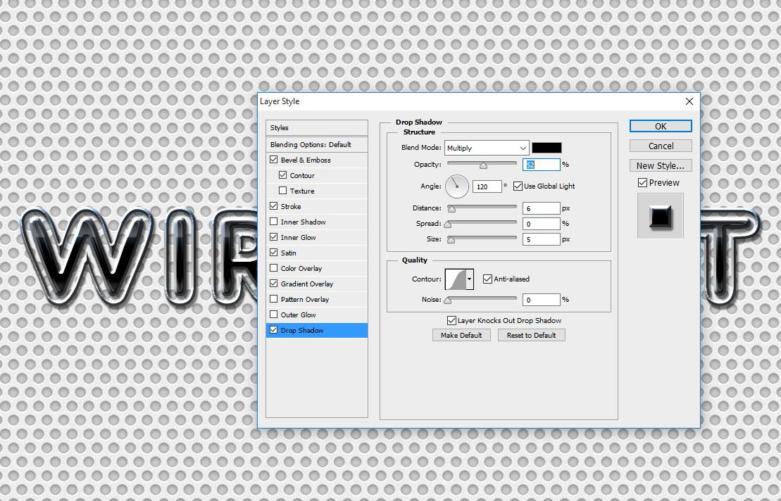 Photoshop Wire Text Effect Tutorial And Psd All Design Creative Realistic Wiring Diagram Thanks For Reading This Visit Regular To Get More Tricks Tips From The Site