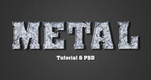 concrete text effect photoshop tutorial