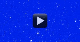 Snow Falling Video Free Download-Blue Screen Footage