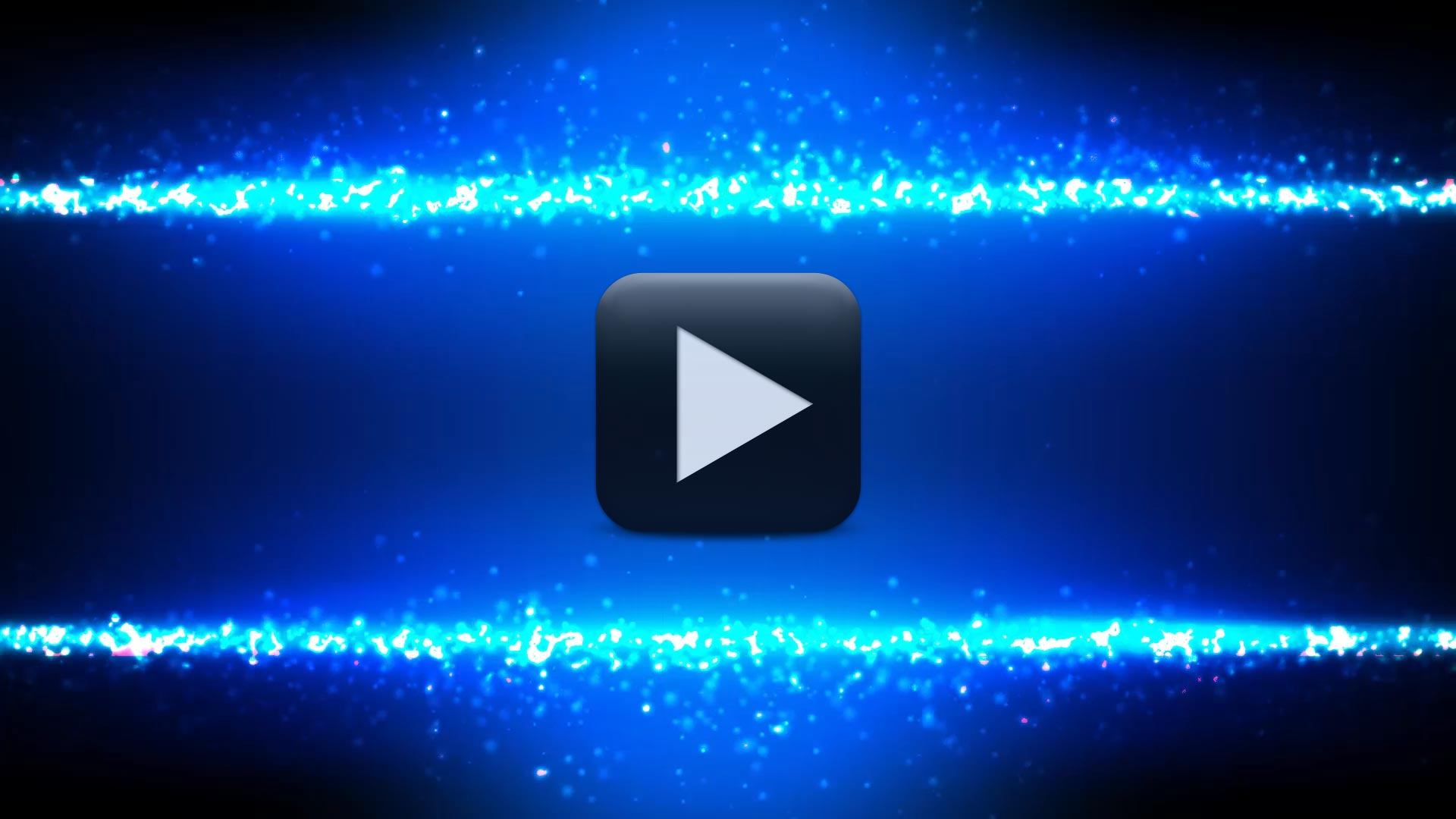 Title Motion Video in Blue Background