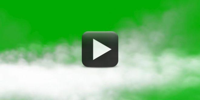 White Smoke Green Screen Free Download